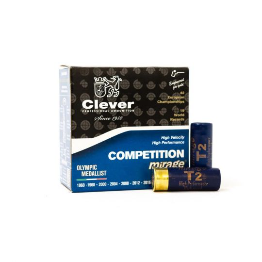 CARTOUCHES COMPETITION T2 12/28G CLEVER