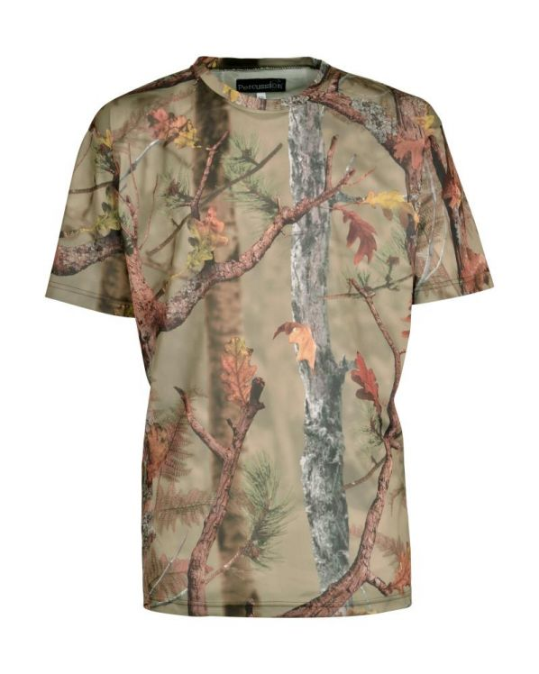 TEE SHIRT GHOSTCAMO FOREST PERCUSSION
