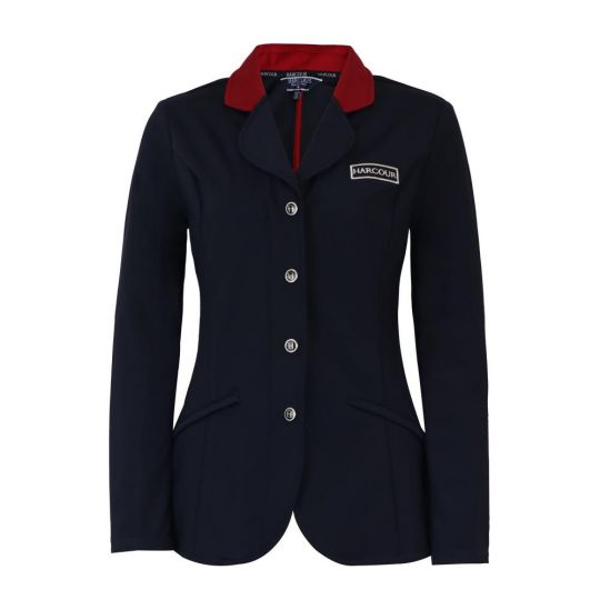 VESTE COMPETITION FEMME FRENCH TEAM HARCOUR