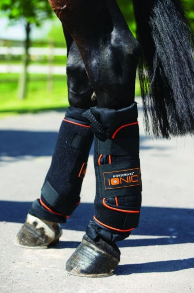 GUETRES D'ECURIE RAMBO IONIC HORSEWARE
