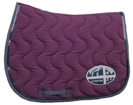 TAPIS LUXE DOUBLE NID D'ABEILLE JUMP IN