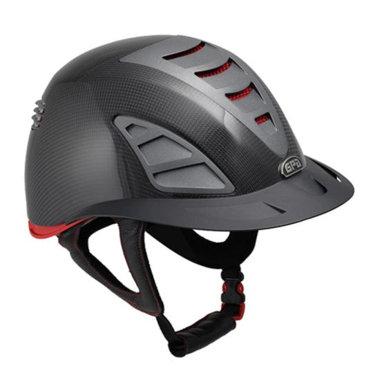CASQUE FIRST LADY 4S CARBONE NOIR GPA