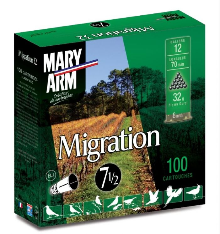 PACK CARTOUCHES MIGRATION 12/32G MARY