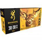 BALLES 30-30WIN BXR 155GR