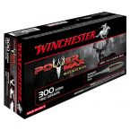 BALLES 300WM POWER MAX 180GR