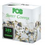 CARTOUCHES SWEET COPPER 12/30G