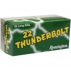BALLES THUNDERBOLT 22LR X500