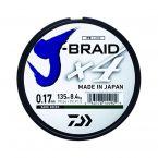 TRESSE JBRAID 4B JAUNE 135M