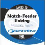 NYLON GARBOLINE MATCH-FEEDER 150M