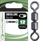 EMERILLONS STREAMLINE DOUBLE X15