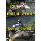 DVD PECHE DE LA TRUITE STRATEG