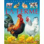 LIVRE ENFANT ANIMAUX DE LA FERME