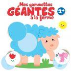 LIVRE MES GOMETTES GEANTES A LA FERME V1