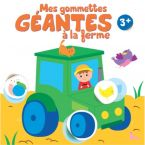 LIVRE MES GOMETTES GEANTES A LA FERME V4