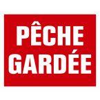 PANNEAU PECHE GARDEE AKILUX
