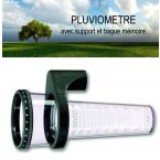 PLUVIOMETRE SUPPORT 0 A 40 MM