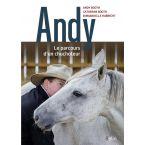 LIVRE ANDY PARCOURS D'UN CHUCHOTEUR