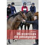 LIVRE EQUITATION 36 EXOS DE PEDAGO
