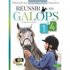 LIVRE REUSSIR GALOPS 1 A 4 COURS