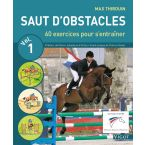 LIVRE SAUT OBSTACLE 60 EXERCICES