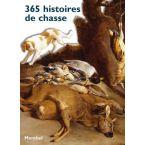 LIVRE 365 HISTOIRES DE CHASSE