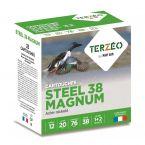 CARTOUCHES STEEL MAGNUM38 12/38G NI