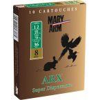 CARTOUCHES SUPER ARX 12/36G