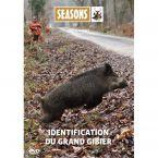 DVD IDENTIFICATION DU GRAND GIBIER