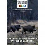 DVD EST DE FRANCE BATTUES SANGLIERS