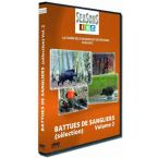 DVD BATTUES DE SANGLIER VOL 2