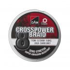 TRESSE CROSSPOWER 8 110M GRISE