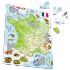 PUZZLE NATURE DE FRANCE