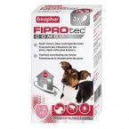 PIPETTES FIPROTEC COMBO PT CHIEN X3
