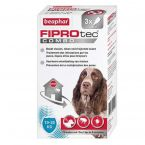 PIPETTES FIPROTEC COMBO CHIEN MOY X3