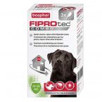 PIPETTES FIPROTEC COMBO GD CHIEN X3