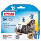 PIPETTES STOP PARASITES CHIOT X6
