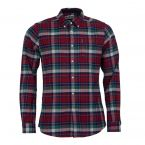 CHEMISE HIGHLAND CHECK 18 RED