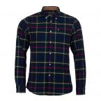 CHEMISE HIGHLAND CHECK 19 NAVY