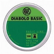 PLOMBS DIABOLO CLASSIC 4.5MM X500