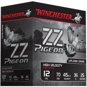 CARTOUCHES ZZ PIGEON 12/36G