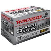 BALLES 22LR SUPER SPEED RN X50