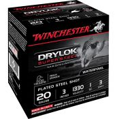 CARTOUCHES STEEL DRYLOK 20MAG 28G N3