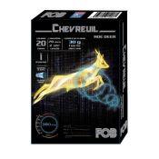 CARTOUCHES CHEVREUIL 20/30G N1
