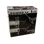 CARTOUCHES RAMIER 12/34G