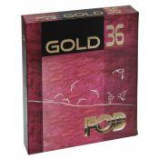 CARTOUCHES GOLD 36 12/36G