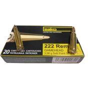 BALLES 222REM GH 3.56G