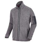 VESTE POLAIRE GARRET ROCK GREY