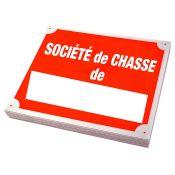 PLAQUE AKILUX STE DE CHASSE DE X10