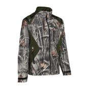 VESTE  SOFTSHELL CAMO WET