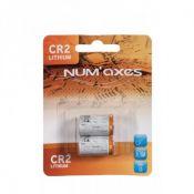 PILES CR2 LITHIUM 3V X2